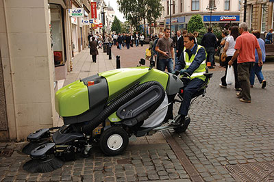 Image result for cleaning machines sweepers
